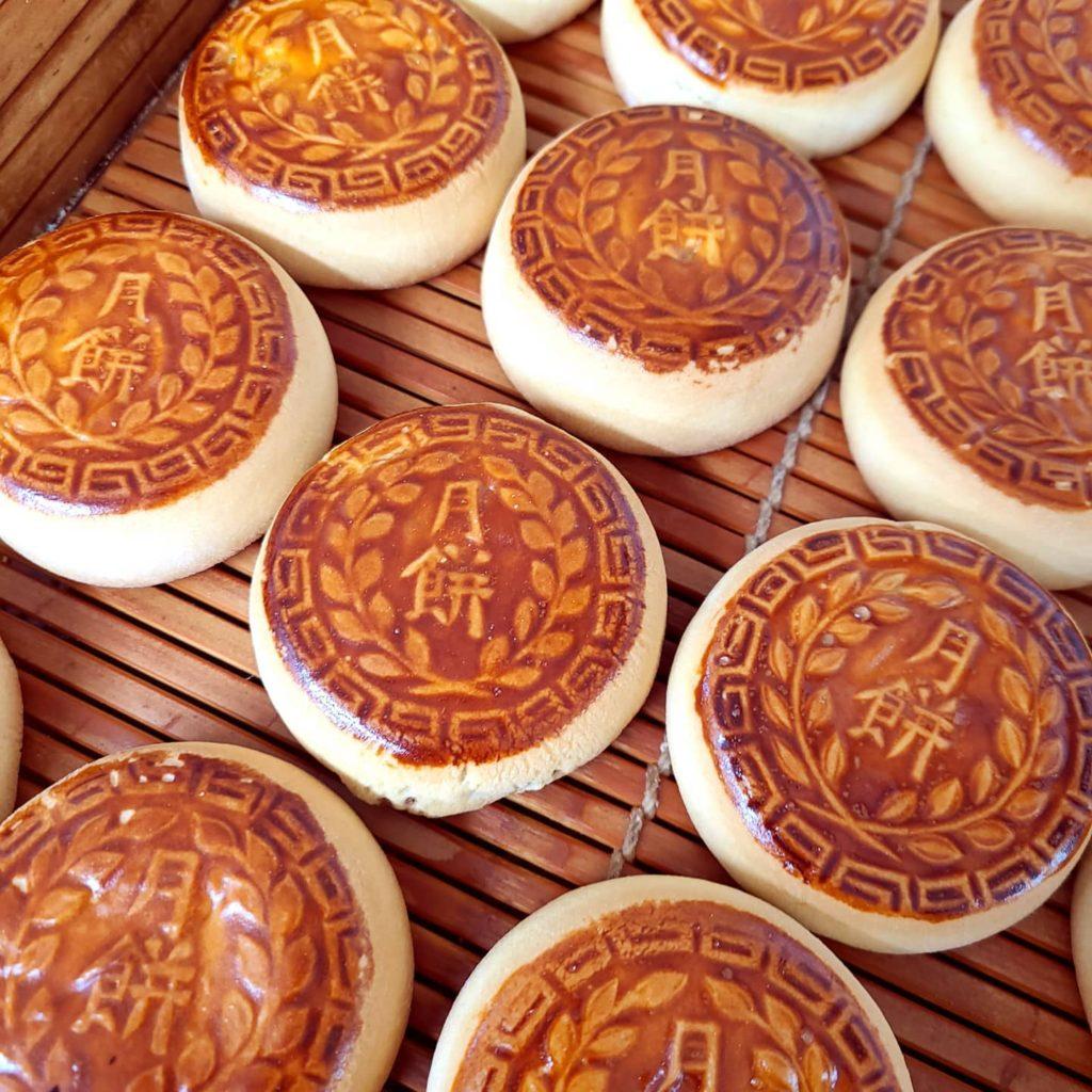 仙台気仙沼 和菓子 月餅 紅梅